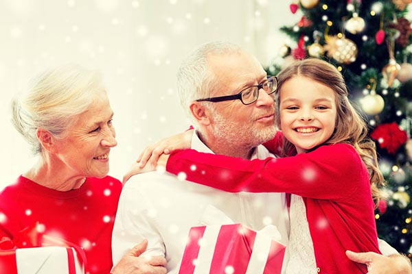 Celebrating the Holidays When Your Loved One Has Alzheimer's Disease
