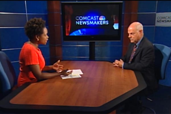 Comcast Newsmakers Interview Programs of Alzheimer's