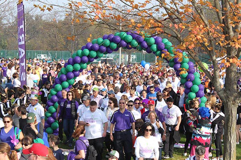 Walk to Fight Alzheimer's 2017