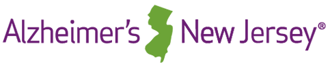 Alzheimer's New Jersey Logo