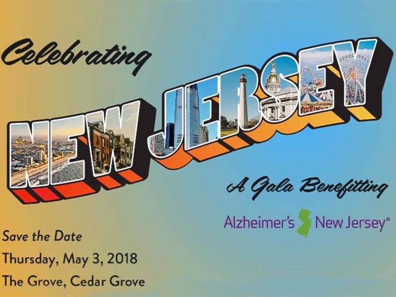 Celebrating New Jersey - a Gala to Benefit Alzheimer's New Jersey