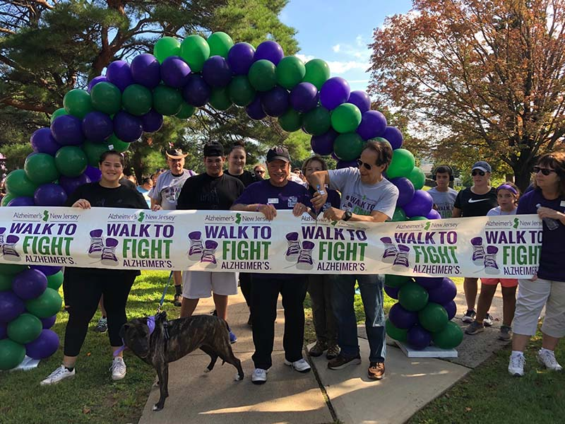 Huge Thanks to our Morristown Walkers