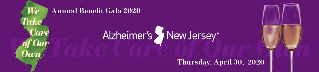 Alzheimer's New Jersey 2020 Gala
